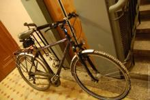 На Занасыпи украли велосипед за 5 тыс. грн.