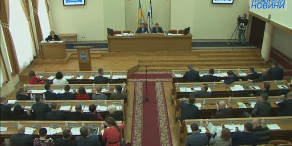 Секретариат Кременчугского горсовета разбежался, а Малецкий молчит