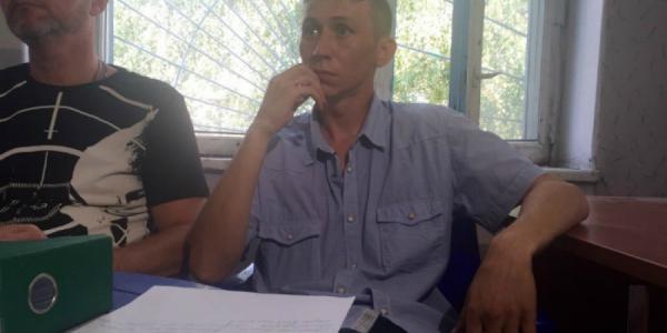 Участник АТО объяснил свой отказ судиться с Полтавским облсоветом отсутствием смысла