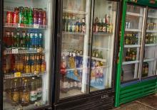 На Реевке предприниматель остался без холодильника с алкоголем