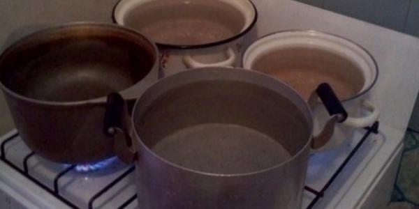 Завтра центр Кременчуга оставят без горячей воды на полтора месяца