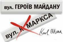 В Кременчуге снова вернулись к вопросу переименования улиц
