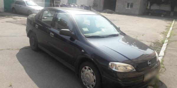 В Кременчуге друг угнал машину друга