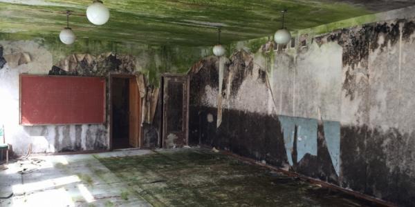 Заброшенный детсад №45: «Чернобыль отдыхает»