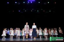 Концерт живой музыки и танца кременчужанам подарила «Молодость»