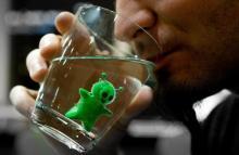 В Кременчуге в питьевой воде обнаружен марганец и хлороформ