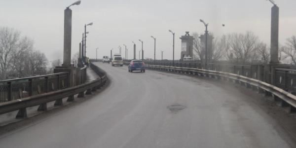 На Крюковском мосту сегодня возможны пробки