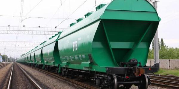 Крюковский вагонзавод увеличил выпуск грузовых вагонов почти в 7 раз