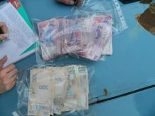 Милиция «на горячем» задержала псевдо соцработников