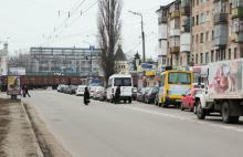 Через центр Кременчуга движение грузовых поездов в час пик может быть остановлено