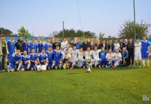Кубок памяти мэра Кременчуга Бабаева традиционно поддержали «Кременчугмясо» и «АвтоКрАЗ»
