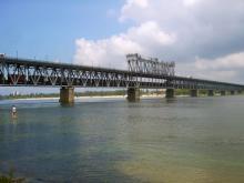 На Крюковском мосту сегодня будет затруднено движение
