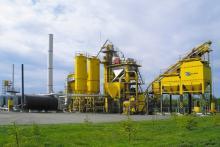 «Кредмаш» в январе-июне уменьшил выпуск асфальтосмесителей на 73%