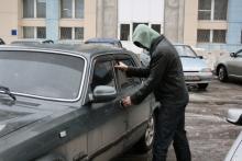 В Кременчуге воры облюбовали автомобили