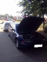 В Кременчуге сотрудники ГАИ задержали водителя с «липовыми» документами