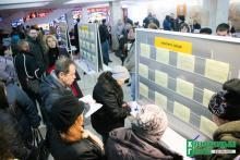 Спешите трудоустроиться: в ГДК проходит ярмарка вакансий