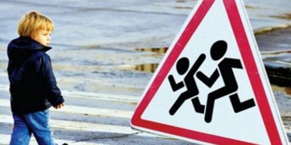На дорогах Полтавщины пешеходы-дети стали более дисциплинированными
