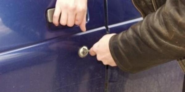 В Кременчуге злоумышленники обратили внимание на собственность автомобилистов