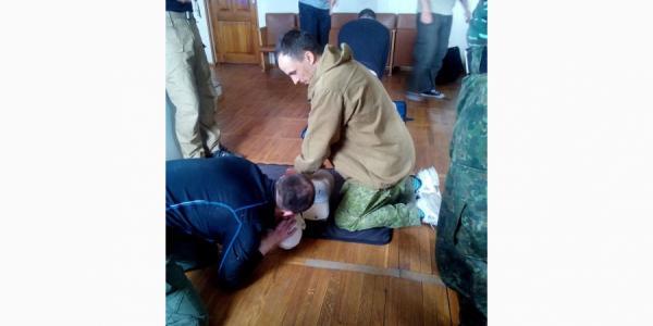 Кременчугских патрульных обучат навыкам спасения жизни людей в экстремальных ситуациях