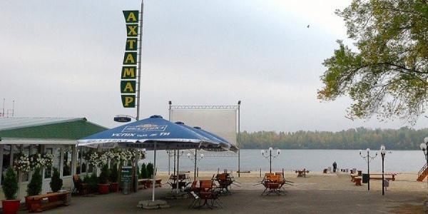 Ночью неизвестный «заминировал» кафе «Ахтамар»