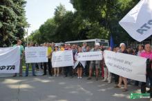 Босса кременчугского нардепа Шаповалова – Еремеева обвиняют в конфликте вокруг «Укртатнафты»