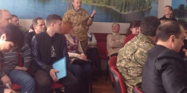 47 га земли для воинов АТО от «Батькивщини», не могут быть распределены