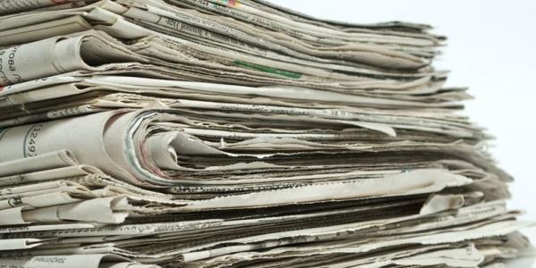 Возле редакции «АVтографа» задержана фура с тиражом агитгазеты