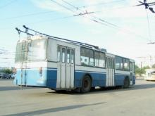 С понедельника в Кременчуге будет меньше троллейбусов