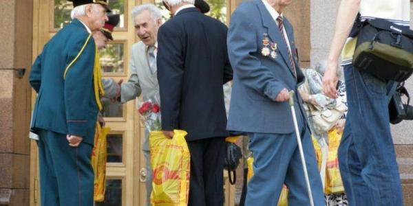 Более 500 ветеранов в Кременчуге получат от власти продуктовые наборы