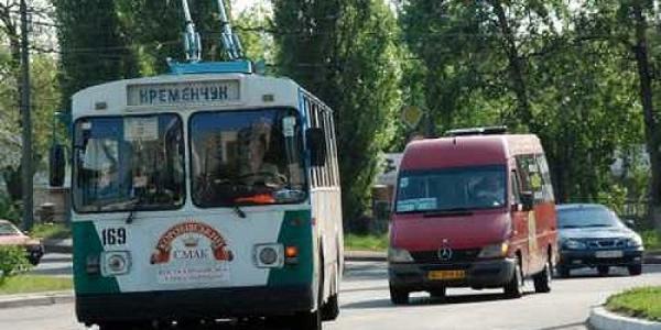 В Кременчуге троллейбусов будет ходить меньше
