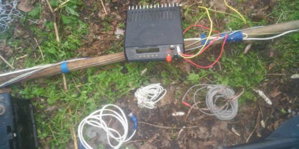 В Кременчугском районе задержаны «электроудочники»