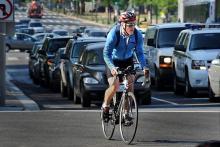 Внимание кременчугских водителей привлекут к велосипедистам и мотоциклистам