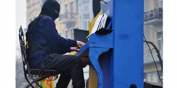 Сегодня пианист-«экстремист» с Майдана сыграет перед кременчужанами