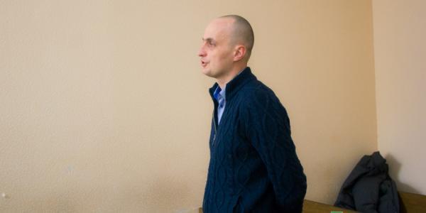 Скандальный полицейский Сурадеев отправлен на понижение