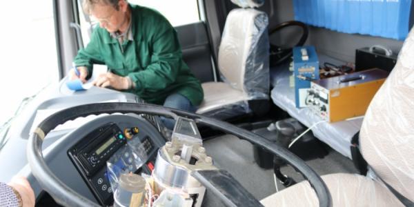 КрАЗ испытывает новый рулевой механизм