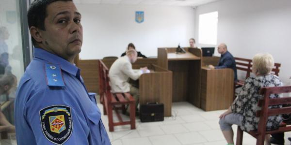 Подсудимый правоохранитель Кишлян ушел на больничный