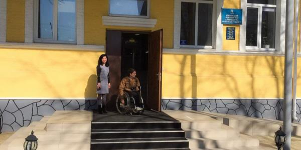 Доступен ли Крюковский райсуд для инвалидов – решит ГАСК