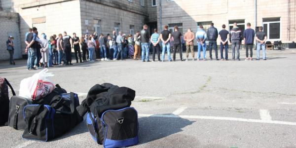 В Полтавской области 47% призывников уклоняются от призыва