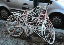 В Кременчуге украли сразу 2 велосипеда