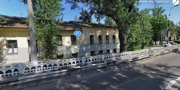 Кременчугский стационар кожвендиспансера в Крюкове закрылся