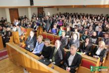 В Кременчуге юные академики «начали менять мир к лучшему»