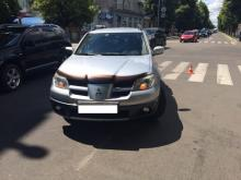 В центре Кременчуга под колеса машины попала женщина