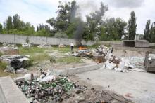 Кременчугский мэр «застукал» загрязнителей окружающей среды