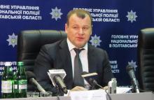 Главный полисмен Полтавщины встретится с гражданами