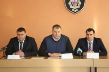 Начальником полиции Комсомольска стал капитан полиции Евгений Карпец