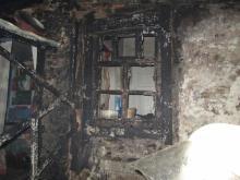 В Кременчуге произошел пожар в частном домовладении