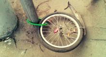 В Кременчуге за сутки угнали сразу три велосипеда