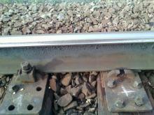 На Полтавщине подросток демонтировал железнодорожное полотно