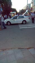 ДТП в центре:«Мотоциклист пролетел аж до «Зебры», - очевидцы