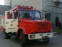 Кременчугские пожарные на выходных трижды выезжали на вызов
